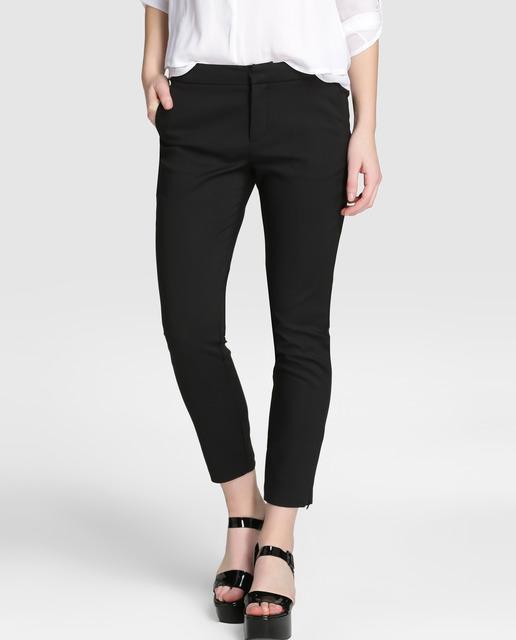 Pantalón básico de mujer Fórmula Joven de vestir