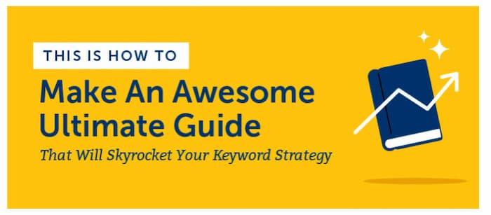 Nghĩ về cách tạo một hướng dẫn cuối cùng để thu hút nhiều khách truy cập hơn vào trang web của bạn từ các từ khóa bổ sung