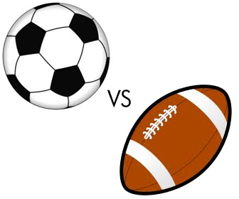 Kinesiology Sport Review The Difference Between Kicking Soccer