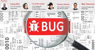Nowadays people earn just by reporting a bug for a company 2