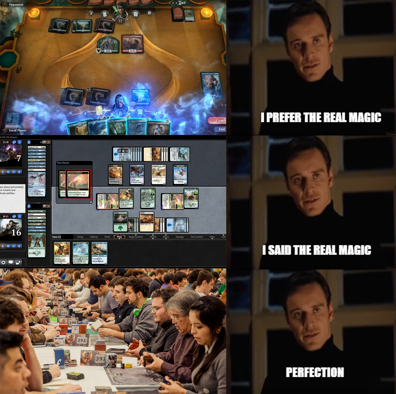 Gamasutra: Diego Ricchiuti's Blog - Magic Arena is not Magic