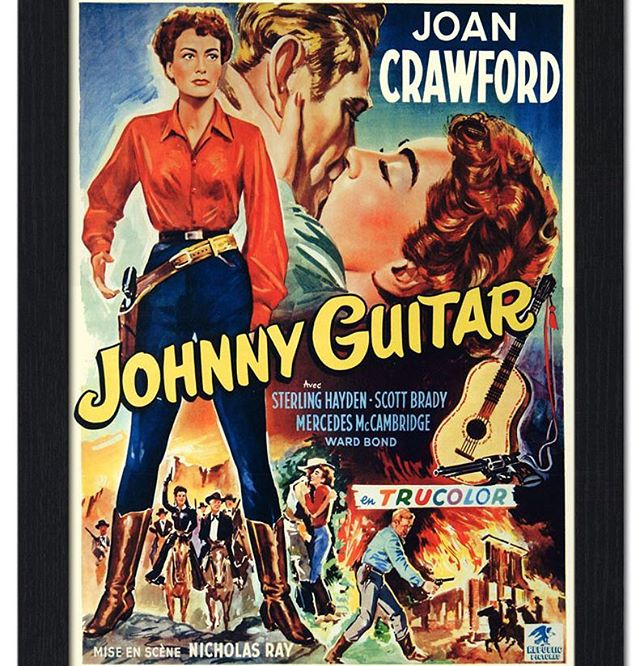 Johnny Guitar (1954, Nicholas Ray)