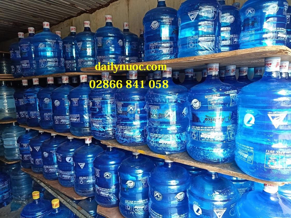 đại lý nước bình bidrico 20l