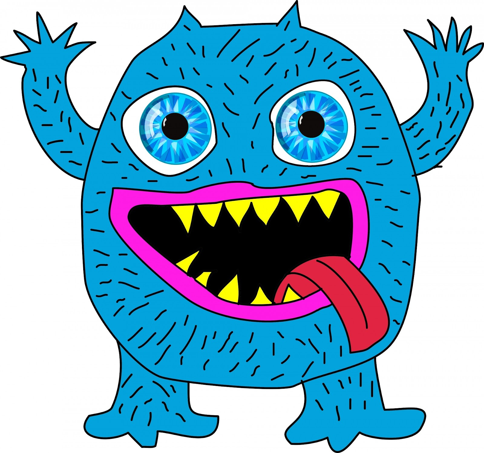 http://www.publicdomainpictures.net/pictures/160000/velka/blue-monster.jpg
