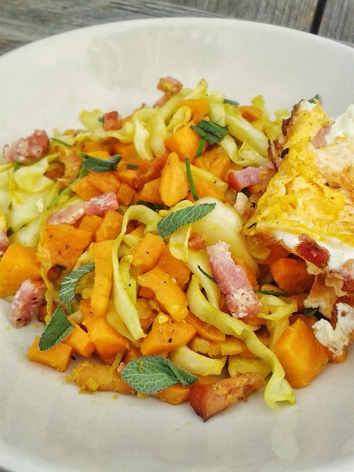 Welcome to Mommyhood: sweet potato hash (Paleo)