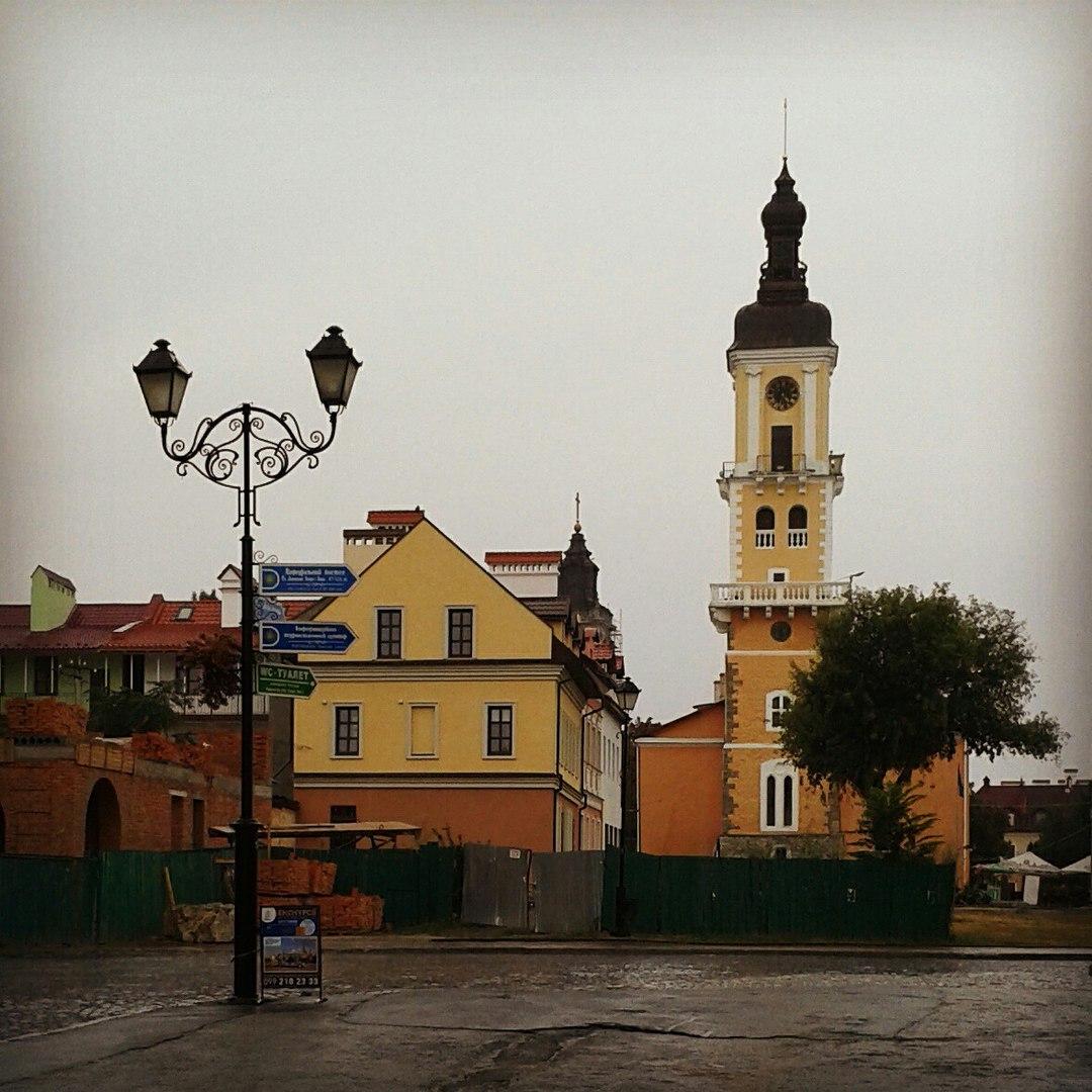 Найстаріша Ратуша, яка збереглась в Україні