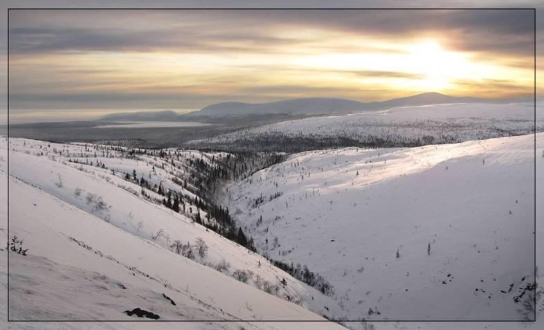 Отчет о лыжном туристском походе II категории сложности по Кольскому п-ову (Хибины)
