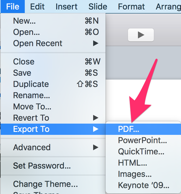 how to know pdf file size