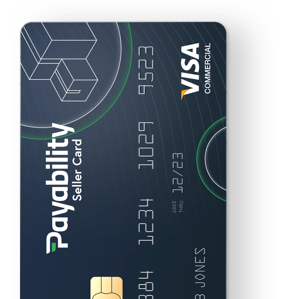 Payability Seller Card
