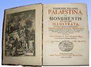 PALAESTINA : Une  preuve parmi tant d'autres, que les Juifs sont légitimes dans leur pays.