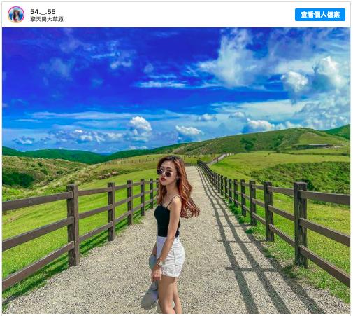 2021新春假期 到台北陽明山擎天岡走春