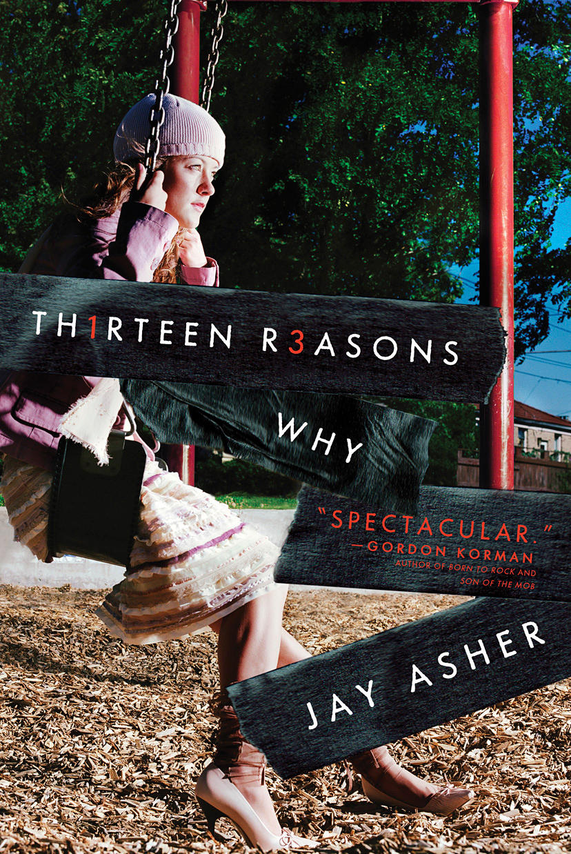Image result for 13 reasons why by jay asher