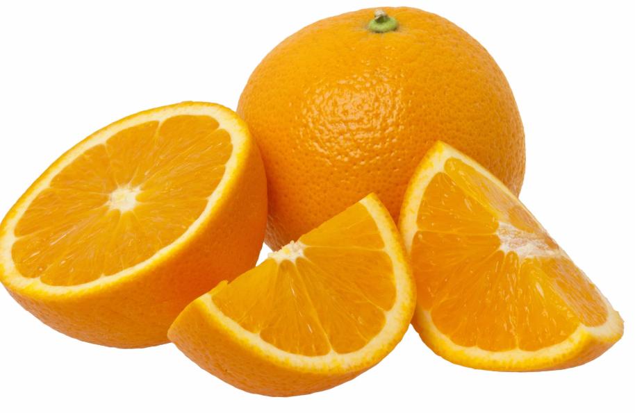 Bên trong những quả cam Navel không hề có hạt, đây là điểm khác biệt cơ bản