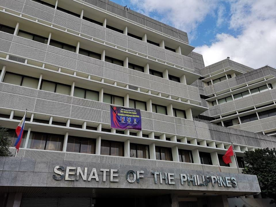 Senate of the Philippines building (Senate of the Philippines official Facebook)