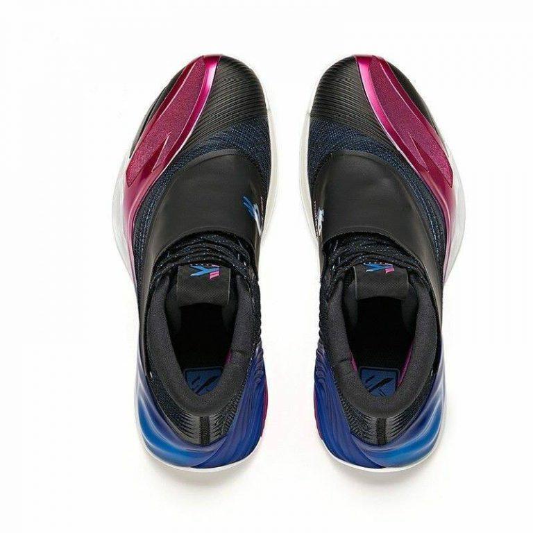 """ANTA Klay Thompson KT6 Dark Night Storm"" รองเท้าบาสสุดล้ำที่ราคาไม่แพง 02"