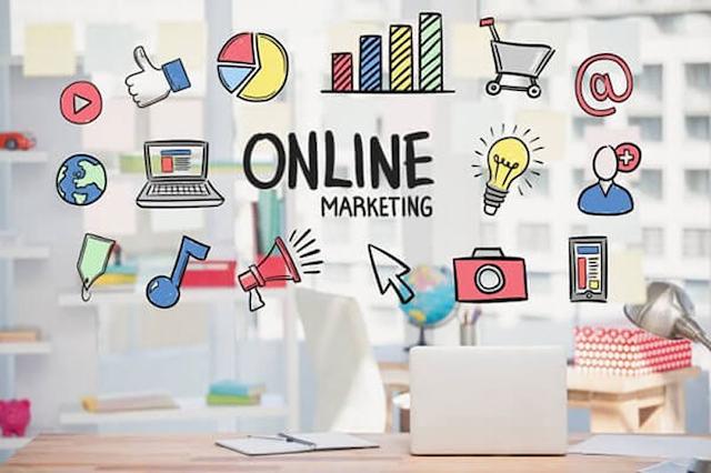 Dịch vụ marketing online giúp doanh nghiệp quảng bá sản phẩm hiệu quả