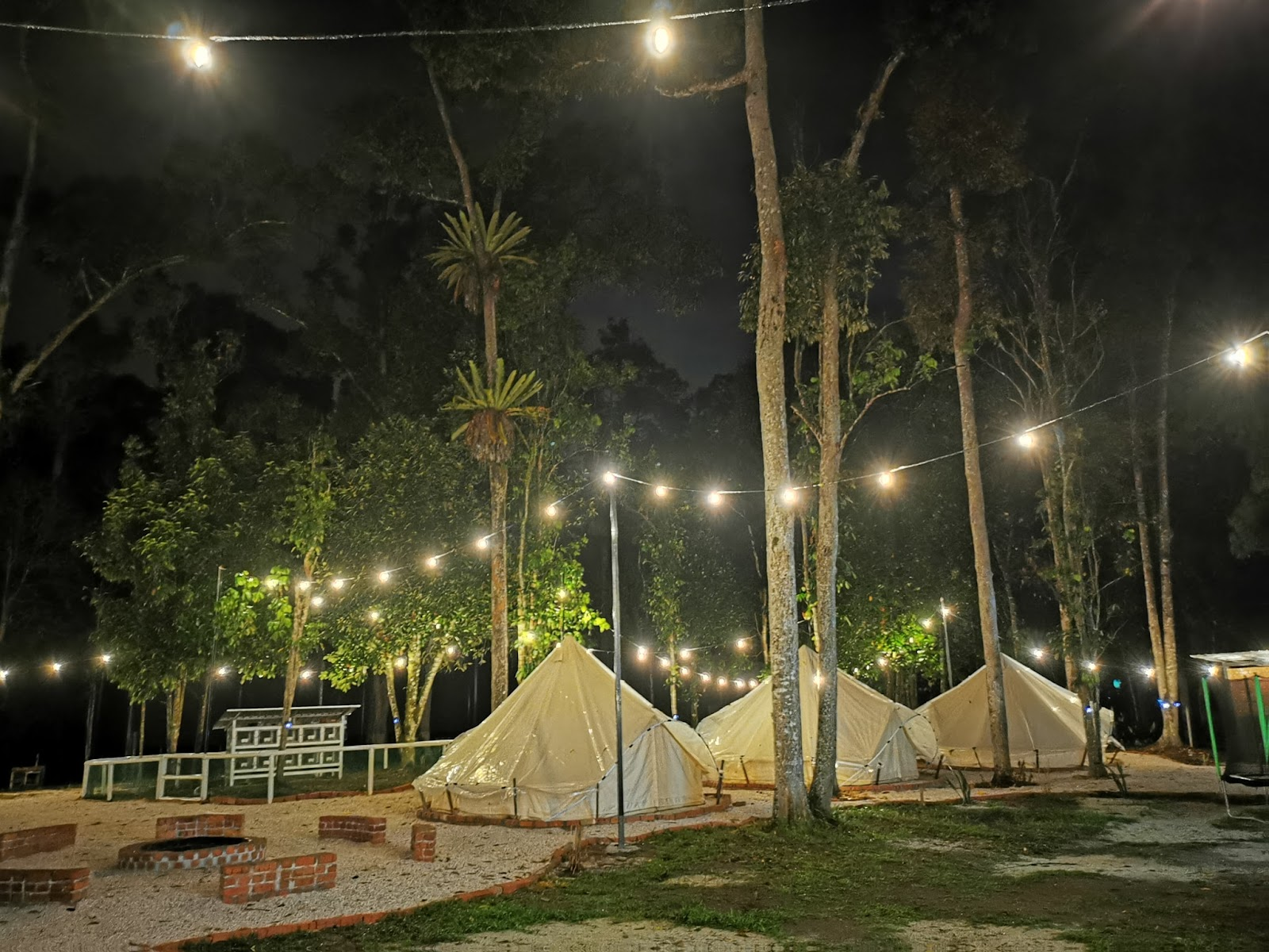 kl camping site