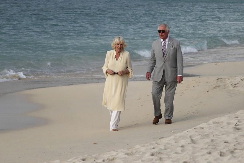 英國王儲查爾斯夫婦今(24)日訪問古巴,美國不少人對此大為不滿。(美聯社)
