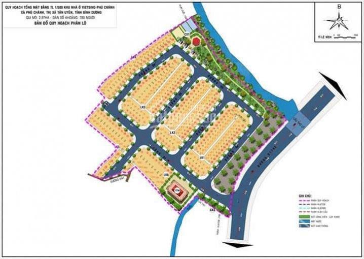 Có nên mua nhà tại dự án nhà ở Vietsing Phú Chánh Tân Uyên hay không?