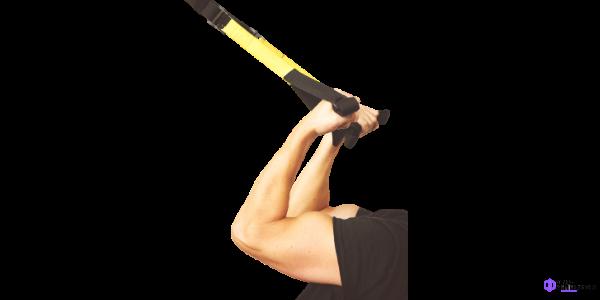 Mit TRX Bändern in 16 Minuten PERFEKT trainieren | Für eine gesündere Haltung und mehr Ausgeglichenheit. 4