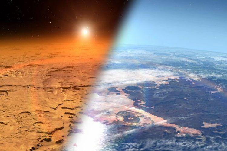 NASA dự định tạo ra oxy trong bầu khí quyển của sao Hỏa.