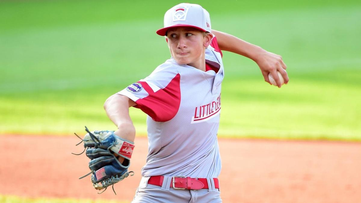 Gavin Weir throws fourth no-hitter in Little League World Series to lead  South Dakota to semifinals - CBSSports.com