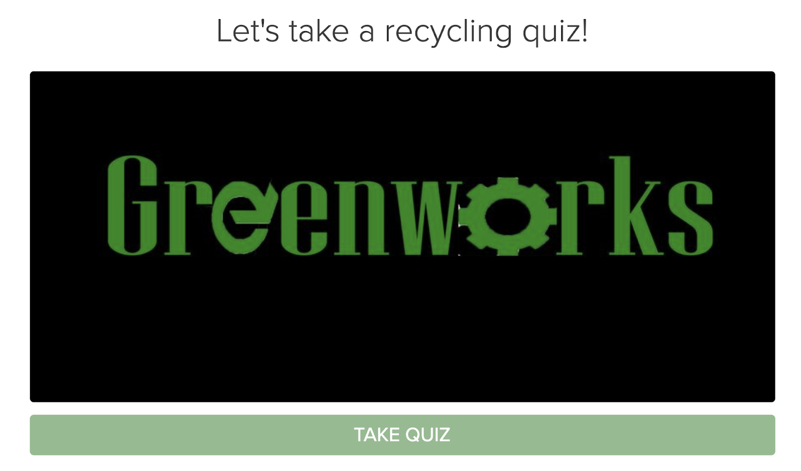 college quiz recycling quiz cover