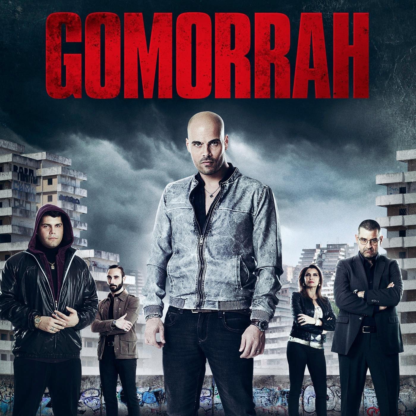 Gomorrah TV series Sky Atlantic
