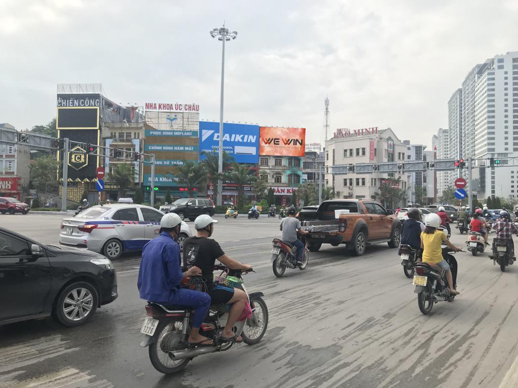 quảng cáo billboard tại hạ long