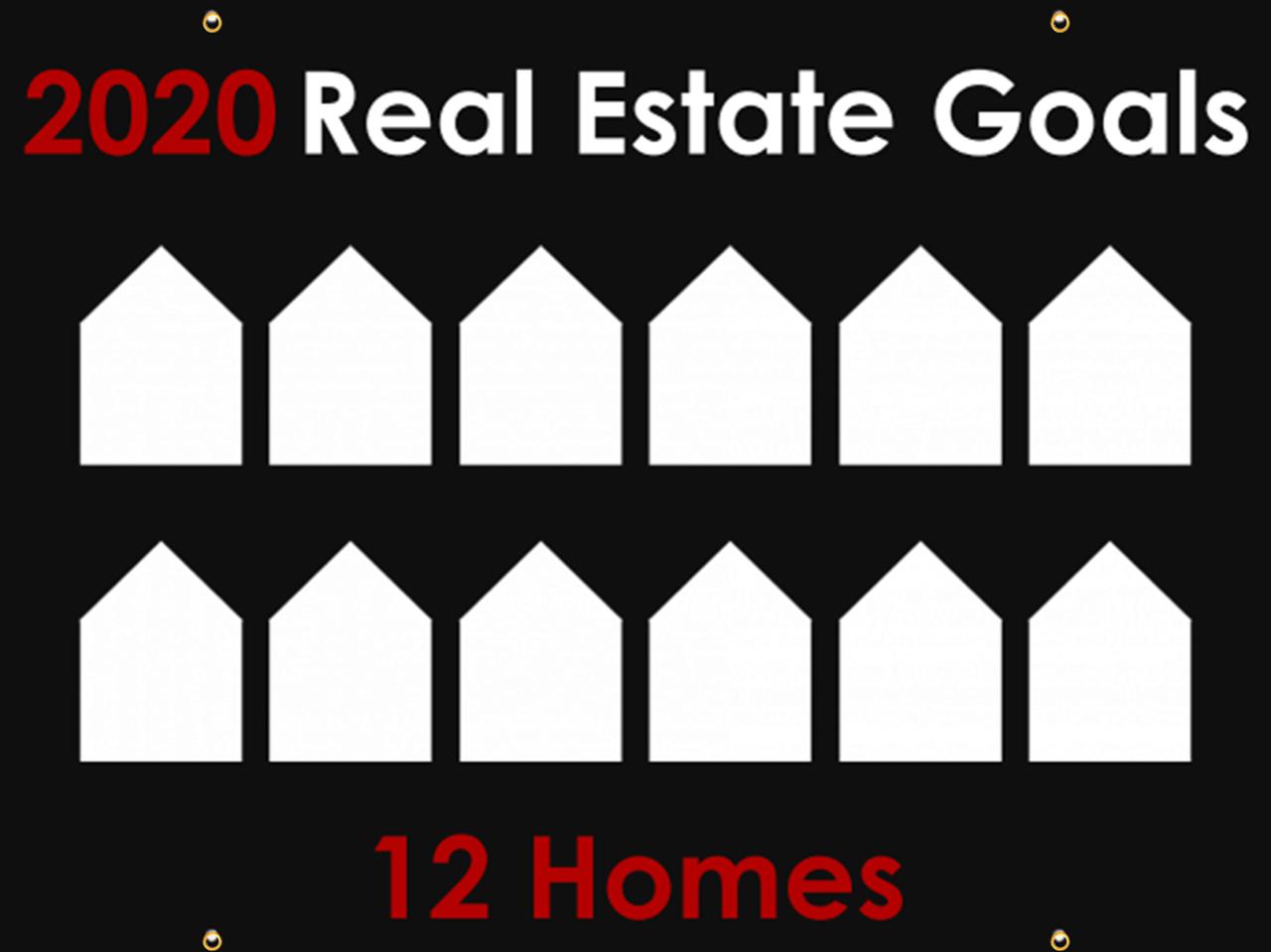 2020 Real Estate Goals