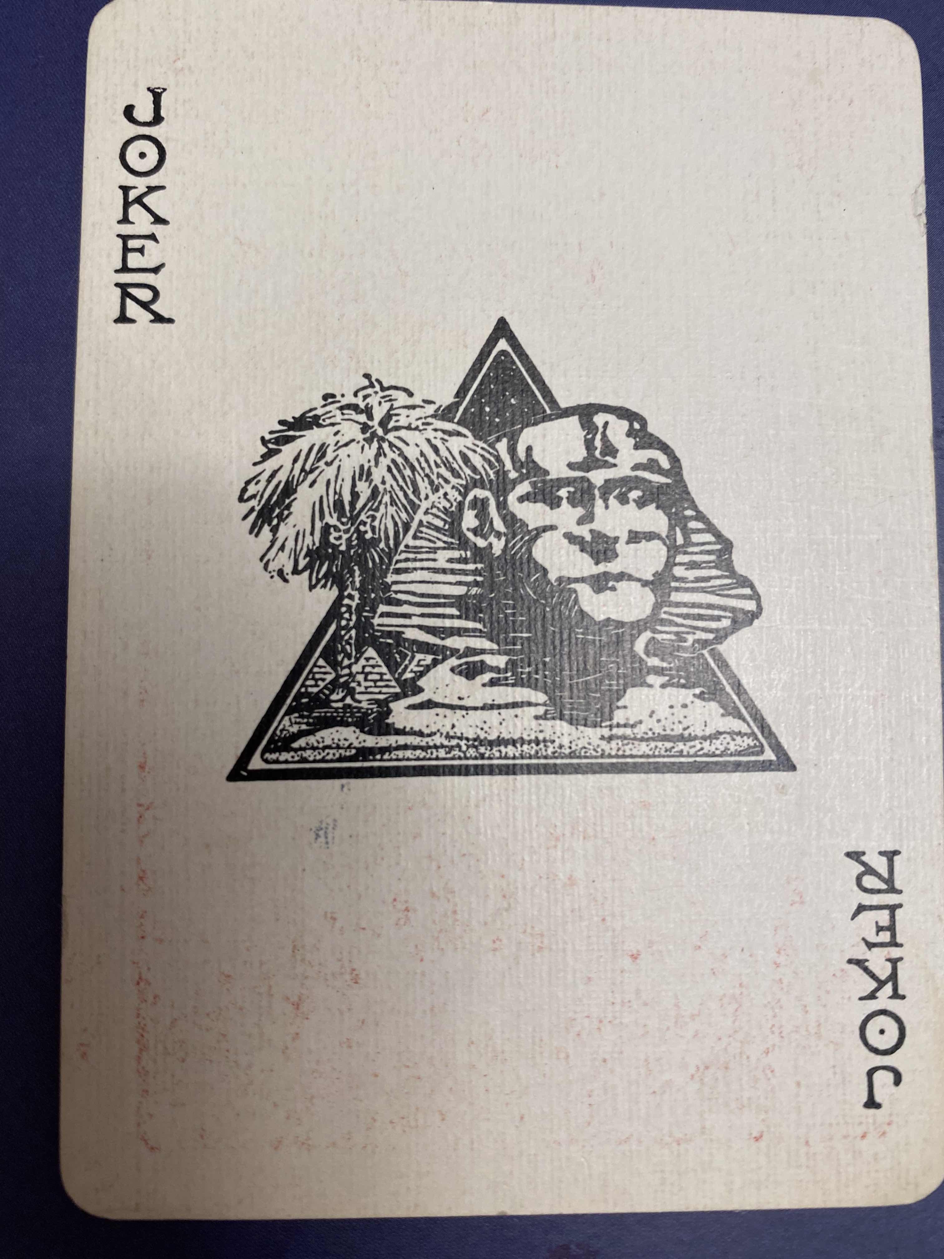 Pyramid Sphinx joker