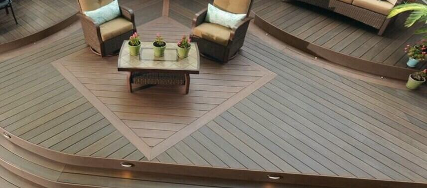 protect decking from chair feet