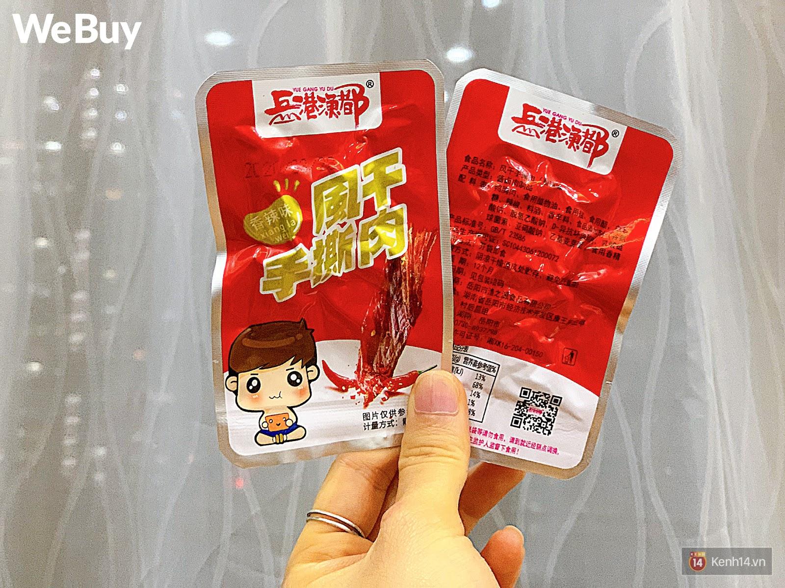 """Review set đồ ăn vặt nội địa Trung Quốc hot hit gần đây: Lung linh hấp dẫn là thế nhưng ăn thử mới thấy như bị... """"lừa tình"""" - Ảnh 12."""