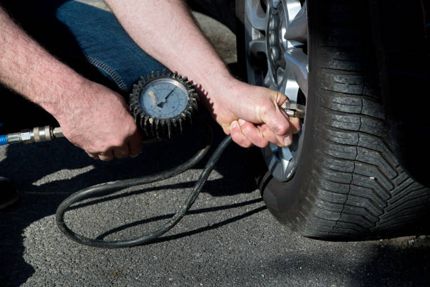how to calibrate tires