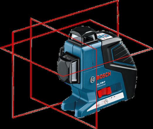 Máy cân mực laser của Bosch