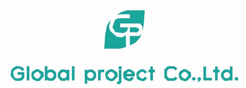 ロゴ グローバルプロジェクト