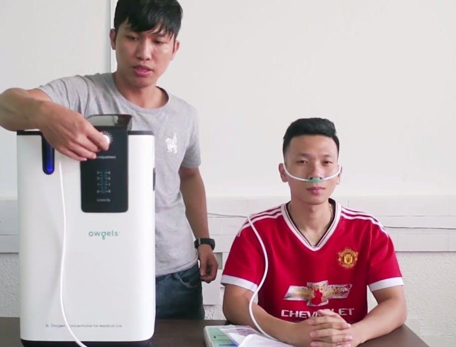 Hướng dẫn sử dụng máy tạo khí oxy tại nhà
