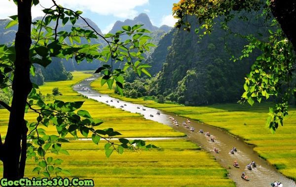 Những hình ảnh đẹp về thiên nhiên Việt Nam