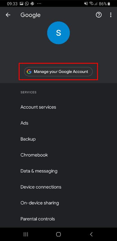 membuat akun gmail di hp