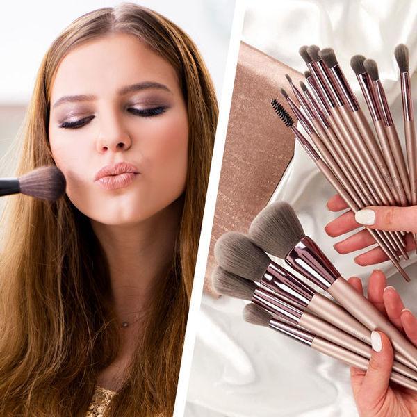 11 кистей для макияжа, которые должны быть у каждой девушки - Я Покупаю