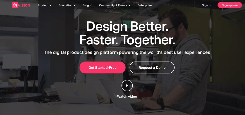 invision design tool