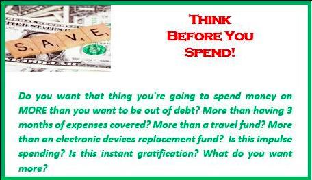 Paying down debt, YNAB Debt Smackdown