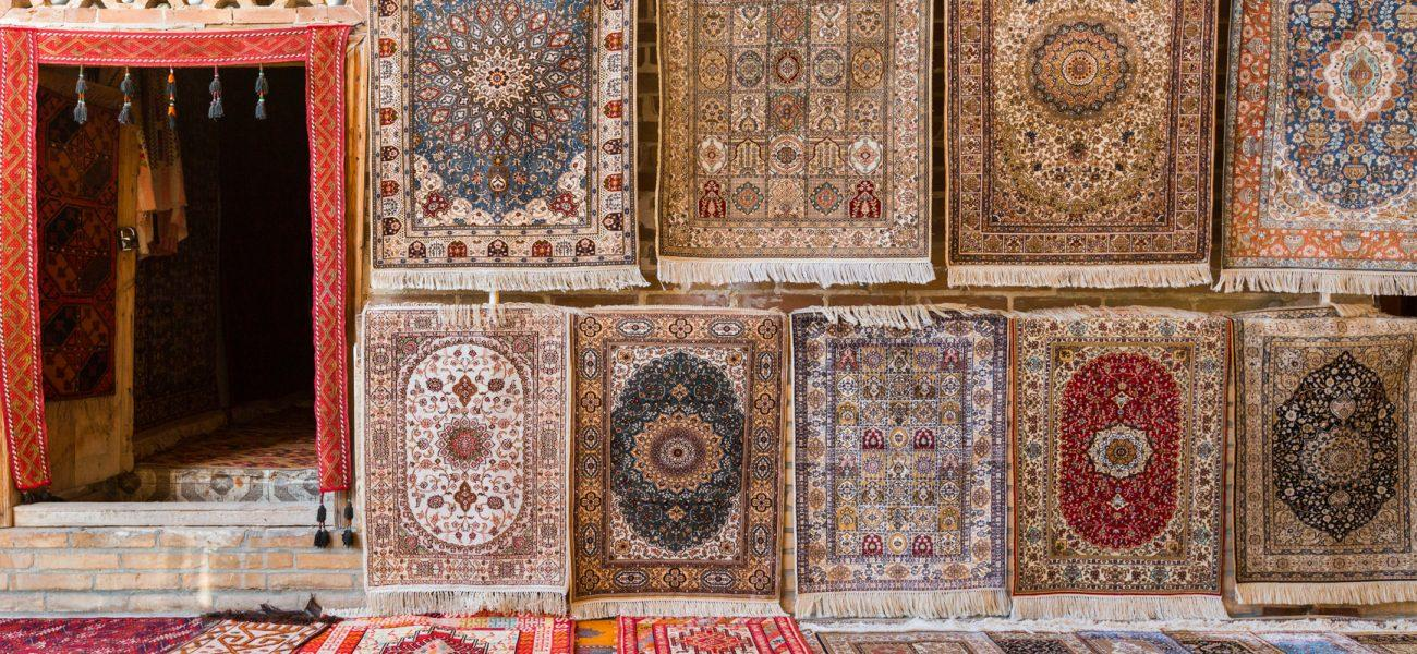 Buying a Persian Rug in Abu Dhabi | Rosewood Conversations