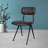 Műbőr szék