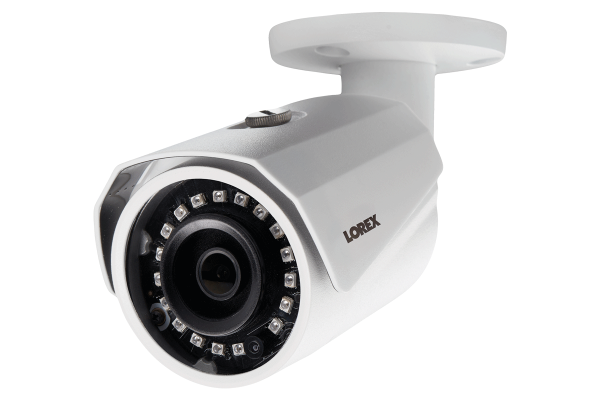 2K (4MP) metal security camera