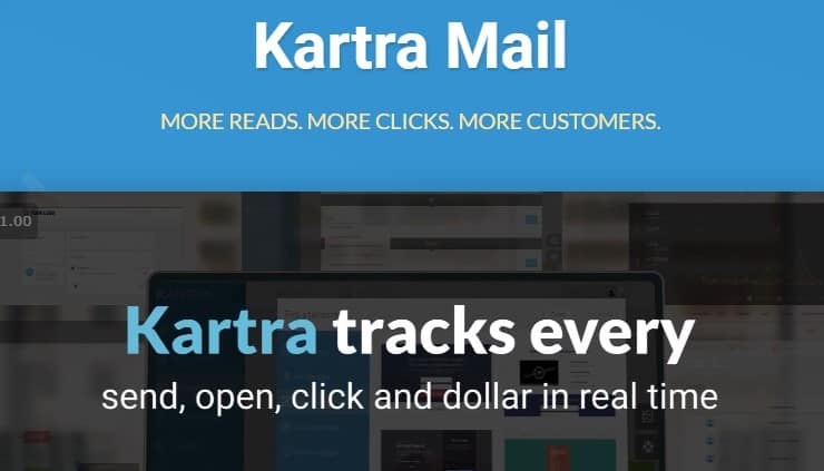 Email Marketing Kartra Mail Detailed Review