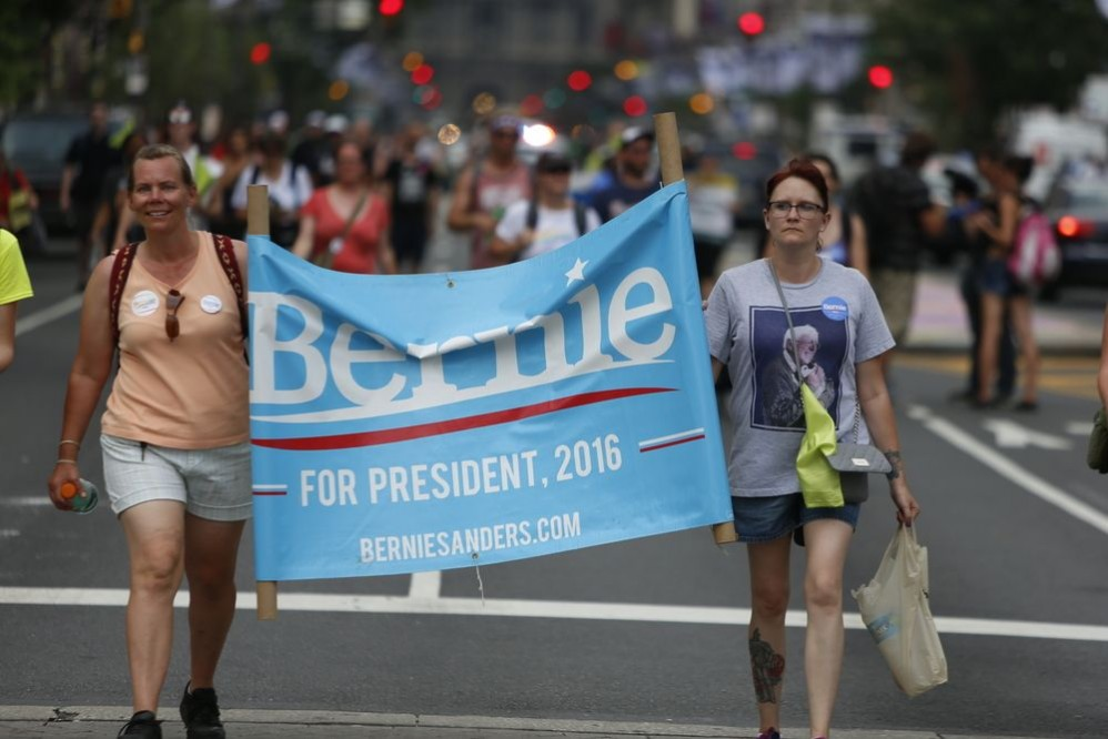 Sanders Voters Have A Lot More In Common With Conservatives Than They Think