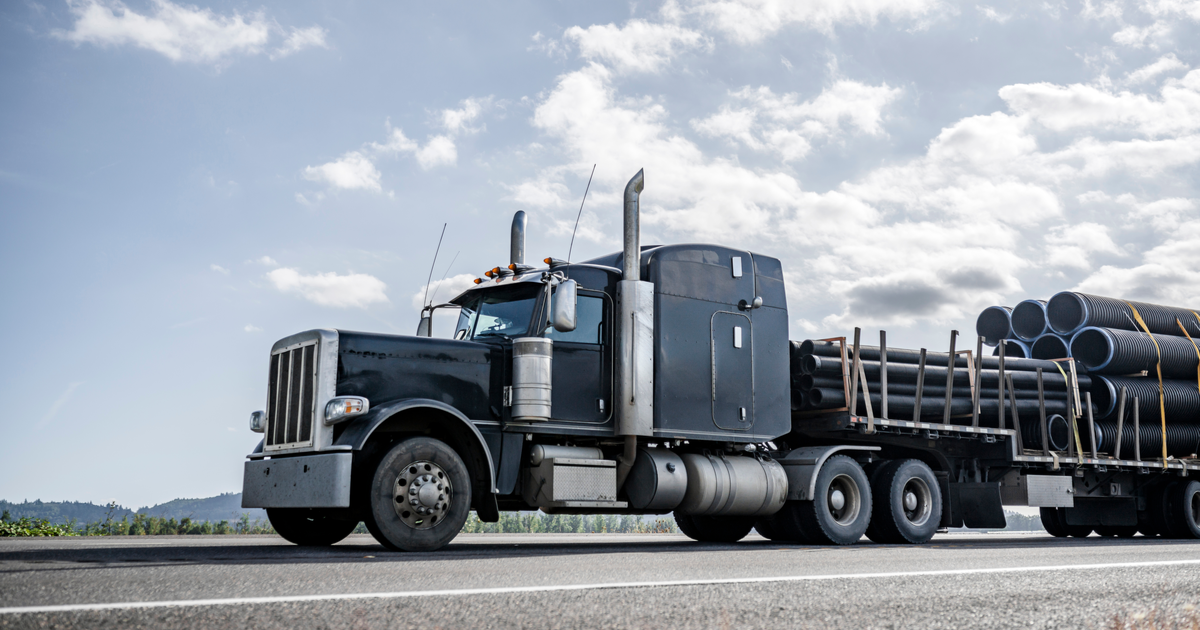 Trucker using truck for IRS Form 2290 first use month