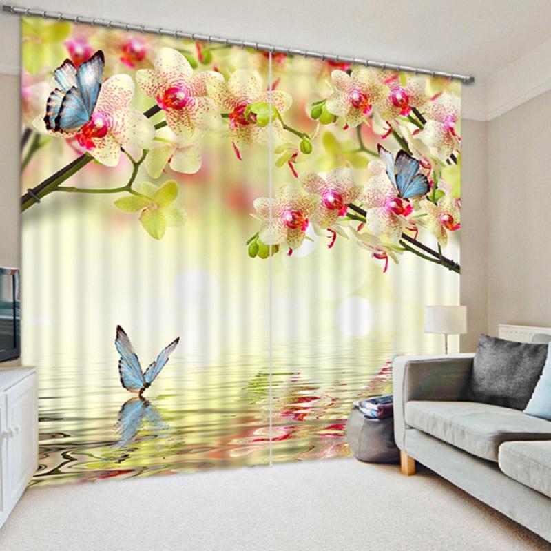 Nên chọn rèm tranh với dạng rèm cuốn hay rèm vải