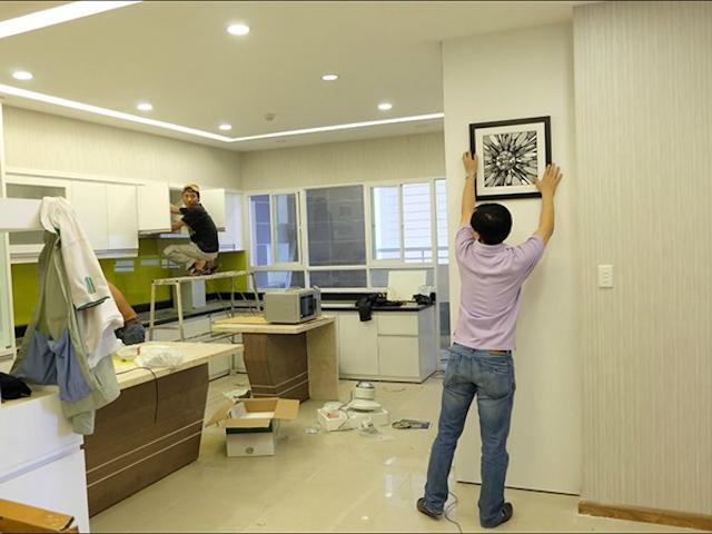 Sửa nhà chung cư tphcm phải được sự đồng ý cấp phép của Ban quản lý toà nhà